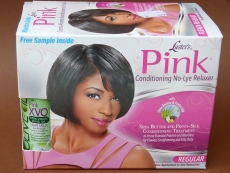 Luster`s Pink Conditioning No-Lye Relaxer, REGULAR
