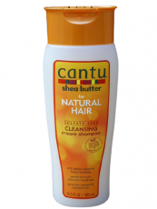 Cantu Shea Butter for Natural Hair Sulfat-Free Cleansing Cream Shampoo 400ml