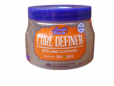 Beautiful Textures Curl Definer Styling Custard with Shea & Argan 425g