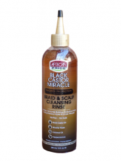 African Pride Black Castor Miracle Braid & Scalp Cleansing Rinse