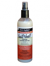 Aunt Jackie´s half & half Hydrating Silkening Hair Milk Flaxseed Recipes Curls & Coils