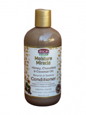 African Pride Moisture Miracle Nourish & Restore Conditioner with Honey, Chocolate and Coconut Oil