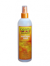 Cantu Shea Butter Natural Hair - Comeback Curl next Day - Curl Revitalizer